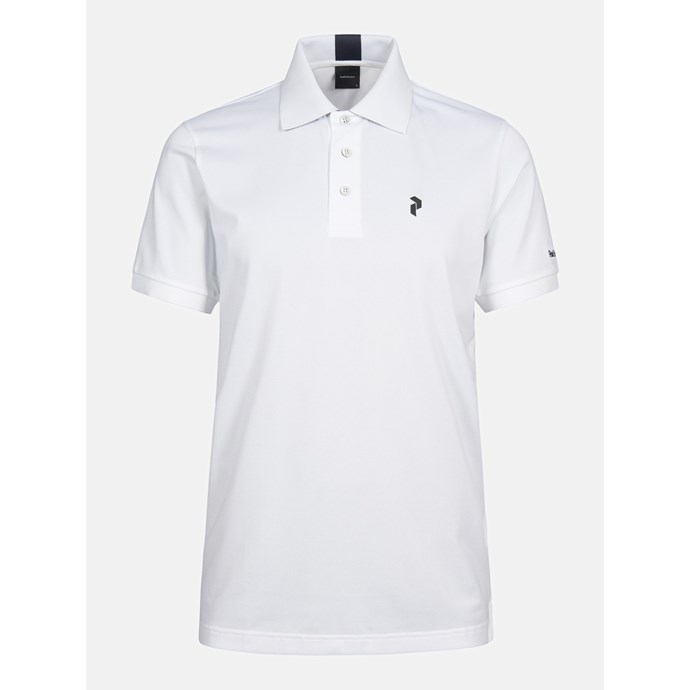 Peak Performance Tech Solid Polo Herr