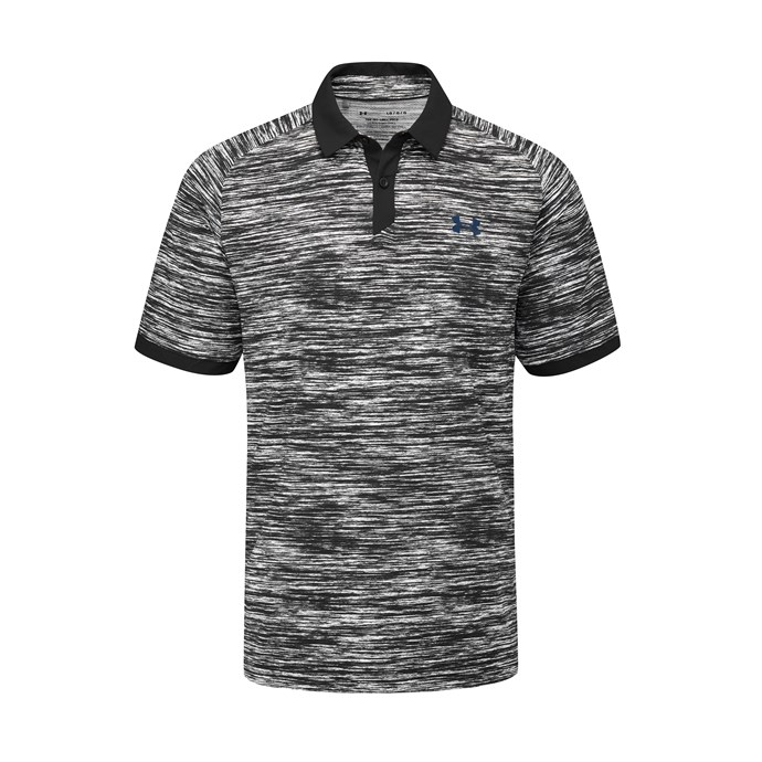 Under Armour Iso Chill Abe Twist Polo Herr